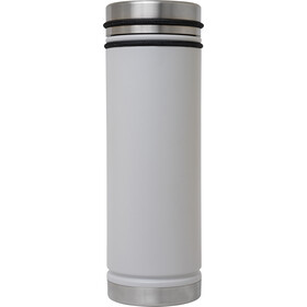 MIZU V7 Botella con aislamiento con V-Lid 650ml, enduro light grey